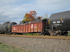CR 623557 (Fan-T) Tags: ohio cars shop train graffiti sam gondola hudson coil freight rea prr conrail 1265 623557 g42c