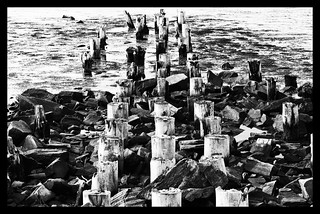 2013 Maine - Portland Pier Wood *** Explored 10/17/13 #70 ***