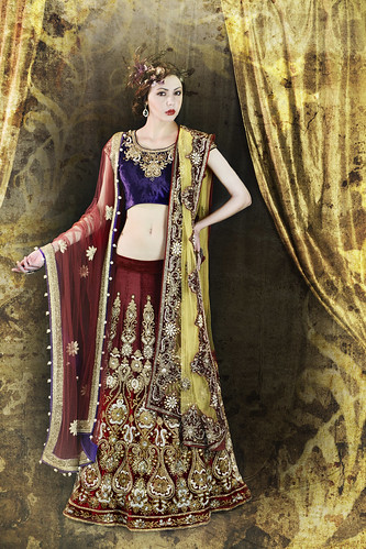 Wedding Couture Indian Fashion Bridal wear