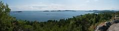 Trolldalen fortress view (mrpb27) Tags: norway museum norge nikon gun geoca