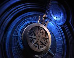 Tick Tock (BenTaylor91) Tags: light london clock film up set united potter harrypotter kingdom cannon watford filmset ticktock 500d harrypottertour