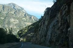 _IGP0261 Metamorphic Rock (niiicedave) Tags: california landscape outdoor centralcalifornia kingscanyonnationalpark metamorphicrock kingscanyonroad