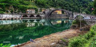 Ponte della Maddalena aka Ponte del Diavolo