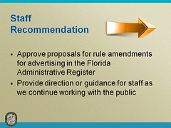 Staff Recommendation for Hunting (MyFWCmedia) Tags: florida wildlife conservation commission weston fwc westonflorida commissionmeeting floridafishandwildlife myfwc myfwccom myfwcmedia