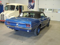 1967 Mustang Convertable