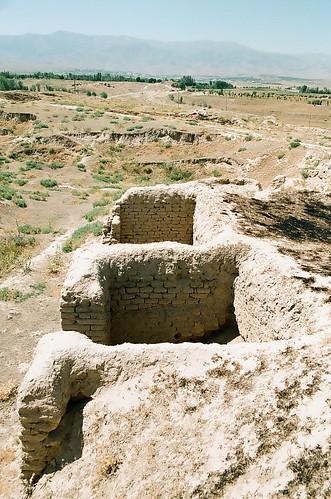 Пенджикент (старый город) ©  shuhrat.sadiew54