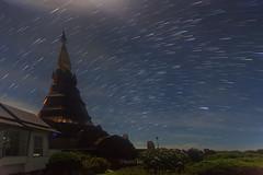 Star Trails Doi Intanon (Natthawat J