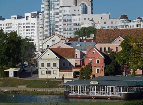 Den gamle bydelen Troitskoe 3
