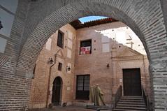 Patio del Palacio Testamentario, Medina del Campo (lumog37) Tags: architecture arquitectura courtyard palaces palacios patios