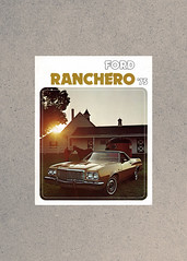 Ford Ranchero 1975_01 (C&C52) Tags: vintage voiture brochure collector