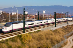 100-016 (Escursso) Tags: barcelona paris train tren spain ave 100 alstom esp tgv riu s100 mollet besòs molletdelvallès 100016 velaro