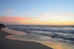 DSC_0968 (Aestheticshots) Tags: ocean sunset sea reflection beach clouds dawn amazing nikon waves colours australia perth stunning wa scarborough cloudporn d7000 nikond7000