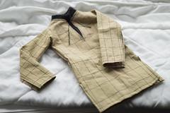 tutorial 12 (InnamorAmento) Tags: leather craft wip armor knight bjd abjd tutorial
