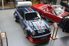 Porsche 934 Turbo 3.0 (1980) (Transaxle (alias Toprope)) Tags: auto berlin classic cars sc beauty car 30 vintage nikon power antique stripes 911 martini style voiture racing historic turbo coche porsche soul carros classics carro oldtimer autos veteran 1980  macchina antiguo coches clasico 930 voitures toprope ancienne remise meilenwerk anciennes macchine group4 934 altmoabit turbolook 3litre 911sc  kraftwagen wiebestrasse classicremise vision:food=0524 vision:outdoor=0596 930engine