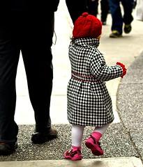 Little Pink Shoes (ikan1711) Tags: costumes girl kids children chinatown caps hats parade vancouverbc littlegirls chinesenewyearparade smallchildren allchildren chineseparade chinatownvancouverbc chineseholidays allparades