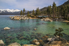 Beautiful Sand Harbor Cove, Lake Tahoe, Nevada (davidcmc58) Tags: lake cove nevada