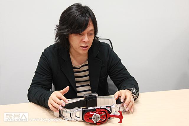【原型師專訪】萬代幕後的神秘魔術師 – 泉 勝洋先生專訪
