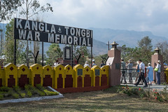 Kangla Tongbi Memorial