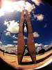 POMBAL (arq.thami) Tags: fish eye niemeyer arquitetura architecture lens oscar do museu catedral fisheye dos tres praça sq brasilia athos palacio pombal itamaraty poderes panteão superquadra bulcão