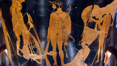 "Herakles (close),""Niobid Krater"""