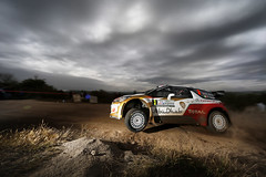 WRC ARGENTINA 2014 (CITRON) Tags: world auto argentina argentine car sport championship rally citroen du racing des wrc april terre monde rallyes avril gravel rallye motorsport rallying championnat ds3wrc