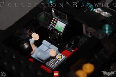 Lego Batman Tumbler custom (Batwill) Tags: lego batman custom tumbler
