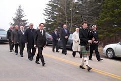 Funeral, Alistair MacLeod, April 26 2014 (8) (celticpixl) Tags: canada novascotia cove funeral capebreton writer broad alistair inverness saintrose dunvegan macleod broadcove strose