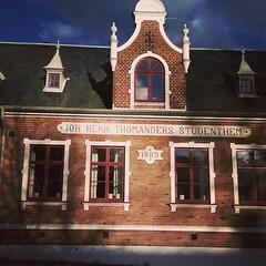 Studenthem (mrksaari) Tags: house lund phonecam square sweden 1520 lumia studenthem instagram