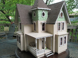 Half Inch Scale Doll House