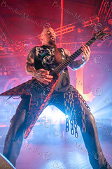 Slayer-May 10th, 2014 (B. Marshall) Tags: new usa concert colorado alone tour photos bass guitar performing band denver personality entertainment rockmusic onstage celebrities slayer thrash fillmore yelling 2014 implode reigninblood hanneman kerryking artscultureandentertainment tomaraya