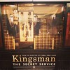 Dan Burns Attending Kingsman: The Secret Service A spy organization recruits an unrefined, but promising street kid into the agencys ultra-competitive training program just as a global threat emerges from a twisted tech genius.  #WB #dickclark #BeverlyHi