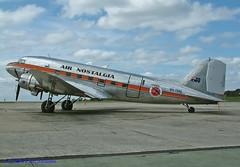 VHTMQ Air Nostalgia (Anhedral) Tags: ramp melbourne douglas dc3 dakota c47 vhtmq airnostalgia essenden