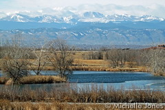 January 28, 2015 - A beautiful view of the Colorado Front Range. (Michelle Jones)