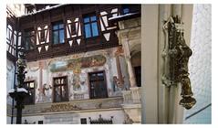 Into Peles Castle (Insher) Tags: castle window facade romania peles sinaia
