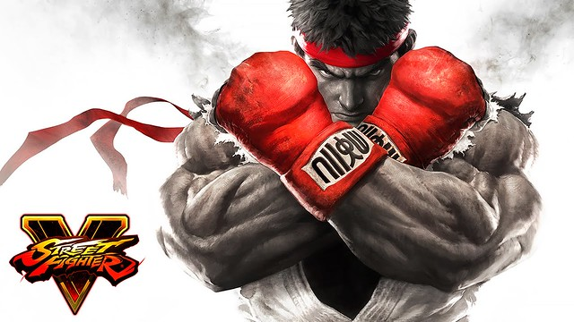 Daigo contra GamerBee en Street Fighter V