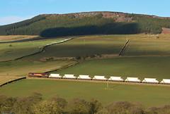Crag Hopper (Feversham Media) Tags: yorkshire freighttrains northyorkshire skipton dbs 66139 dbschenker brackenleylane rylstonebranch grassingtonbranch railsinthedales crookrisecrag