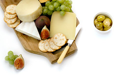 Cheeseboard (Chris Acheson Photography) Tags: food cheese canon studio southafrica lights fig 1d olives platter camembert strobe chrisacheson