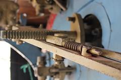 Engranaje y resorte (Pablo Retamal Venegas) Tags: museo efe xido engranaje mecanismo