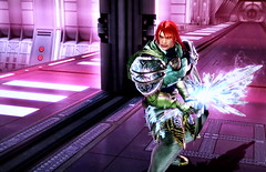 William K in Soulcalibur IV50 (Cliffather) Tags: starwars videogame namco soulcalibur fightinggame