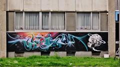 / Nieuw Gent - 26 mei 2016 (Ferdinand 'Ferre' Feys) Tags: streetart graffiti belgium belgique belgi urbanart graff ghent gent gand graffitiart artdelarue urbanarte
