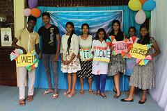 Student celebration