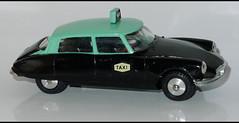 CITROEN DS 19 (1390) METOSUL L1100800 (baffalie) Tags: auto old classic vintage toys miniature voiture retro jouet collector diecast jeux