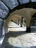 Arkadestart - - Beginning archade (erlingsi) Tags: norway architecture shadows bergen uib arkitektur archade arkade arcway skygger buegang