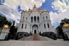 DSC_0181 (klakeduker) Tags: life house love church temple hope cross god space faith beginning dome universe eternal
