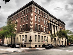 Benjamin Franklin Institute (Lost in Flickrama) Tags: boston university technology institute learning benjaminfranklin massachussettes