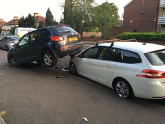 image (Grant Silvester) Tags: woolwich road belvedere abbeywood crash collision accident rta vehicle