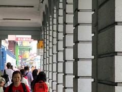 Sham Shui Po  (wilwilwilsonsonson) Tags: verandah policestation neoclassicism shamshuipo      gradeiihistoricbuilding   shamshuipopolicestation