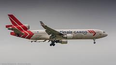 Martinair Cargo MD-11 flyby (Nicky Boogaard Photography) Tags: 2 mi stars casa martin f16 airbus boeing 29 douglas lockheed 35 hind turkish a330 flares mil mig md11 sentry awacs f35 e4 ch47 antonov mcdonnel nf5