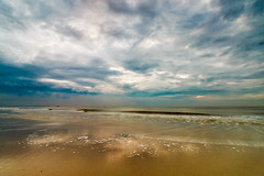 Cloudy day (jensrother) Tags: cloudy holland langzeitbelichtung longexposure meer nordsee strand wolkig niederlande nl