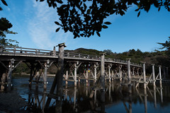 - (Mio:D) Tags: bridge ise  jingu  naiku
